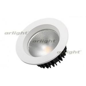 Светодиодный светильник LTD-105WH-FROST-9W Day White 110deg