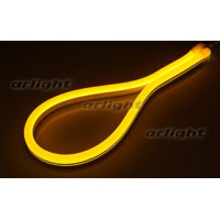 Гибкий неон ARL-CF2835-U15M20-24V Yellow (26x15mm)