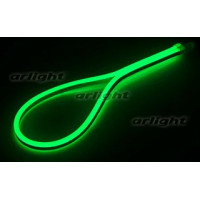Гибкий неон ARL-CF2835-Mini-24V Green (16x8mm)