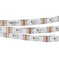 Светодиодная LED лента SPI 2-5000 5V RGB (5060, 150 LED x1, 2813)