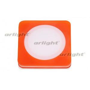 Светодиодная панель LTD-80x80SOL-R-5W Warm White