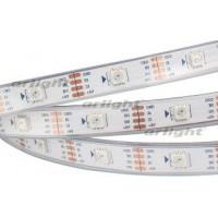 Светодиодная LED лента SPI 2-5000P 5V RGB (5060, 150 LED x1, 2813)