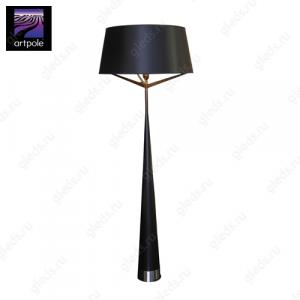 Светильник дизайнерский напольный Glanz F (Черный)