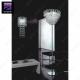 Светильник настенный Wasserfall W (Прозрачный)