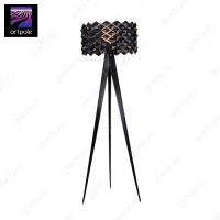 Светильник дизайнерский напольный Mosaik F BK (Черный)