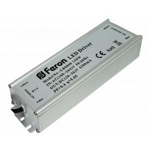 Трансформатор электронный для светодиодного чипа 200W DC(20-36V) (драйвер), LB0008