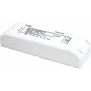 Трансформатор электронный понижающий с защитой, 230V/12V 60W, TRA23
