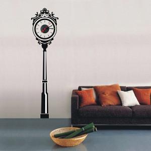 Часы-наклейка на стену Feron NL34 с питанием от батареек