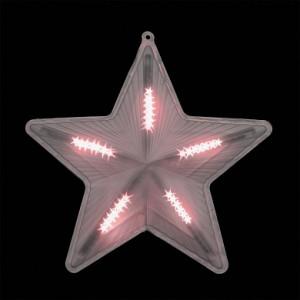 Световая фигура 230V 70 LED  красный, 0.8W,  20mA,  IP 20,шнур 1,5м х0,5мм,  LT030