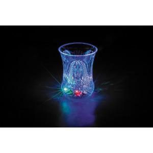 Стакан светодиодный декоративный Feron LT708 с RGB подстветкой