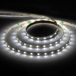 Cветодиодная LED лента Feron LS603, 60SMD(2835)/м 4.8Вт/м  5м IP20 12V холодный белый