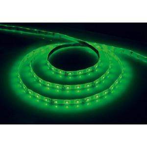 Cветодиодная LED лента Feron LS603, 60SMD(2835)/м 4.8Вт/м  5м IP20 12V зеленый