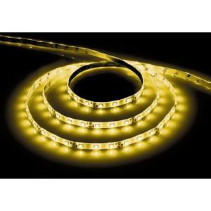 Cветодиодная LED лента Feron LS606, 60SMD(5050)/м 14.4Вт/м  5м IP20 12V желтый