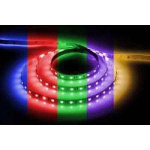 Cветодиодная LED лента Feron LS607, готовый комплект 5 м 30SMD(5050)/м 7.2Вт/м IP65 12V RGB