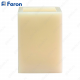 Свеча светодиодная Прямоугольная FL082 1LED мультиколор, 89mm*89mm*125mm
