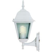 Светильник садово-парковый 4101 60W 230V E27 150*195*360мм белый