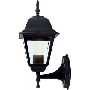 Светильник садово-парковый 4101 60W 230V E27 150*195*360мм черный