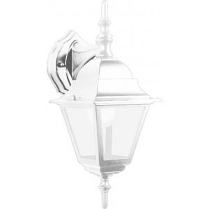 Светильник садово-парковый 4102 60W 230V E27 150*195*360мм белый
