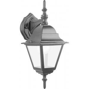 Светильник садово-парковый 4102 60W 230V E27 150*195*360мм черный