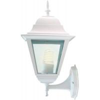 Светильник садово-парковый 4201 100W 230V E27 185*215*400мм белый