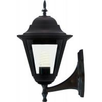 Светильник садово-парковый 4201 100W 230V E27 185*215*400мм черный