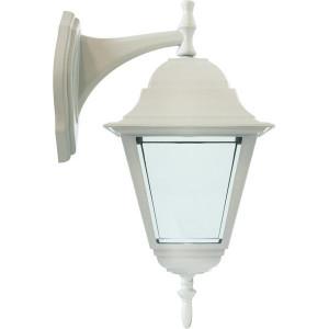 Светильник садово-парковый 4202 100W 230V E27 185*215*400мм белый
