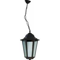 Светильник садово-парковый 6105 60W 230V E27 150*170*280мм черный