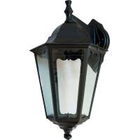 Светильник садово-парковый 6202 100W 230V E27 225*195*380мм черный