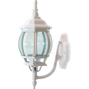 Светильник садово-парковый 8101 100W 230V E27 150*220*450мм белый