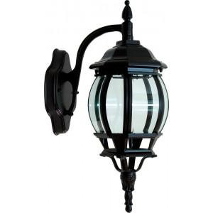 Светильник садово-парковый 8102 100W 230V E27 160*220*450мм черный