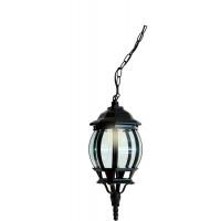 Светильник садово-парковый 8105 100W 230V E27 170*170*480мм черный