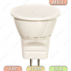 Светодиодная лампа LB-271 6LED (3W) 230V G5.3 2700K MR11