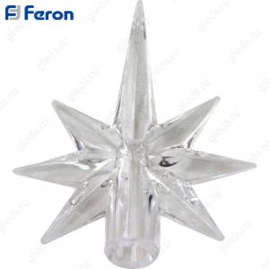 Украшение для гирлянд 20шт звезда DF-LC07002