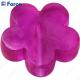 Украшение для гирлянд 20шт цветок, фиолетовый DF-LC07009