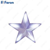 """Световая фигура """"звезда"""", 70 LED белый, 51*51см LT030"""