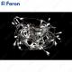 Гирлянда линейная, 100 LED 4000K, 9,4м + 1.4м прозрачный шнур CL05