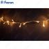 Гирлянда линейная, 40 LED 2700K, 4м + 1.4м прозрачный шнур CL03
