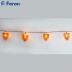 "Гирлянда ""еловые шишки"" 10 LED, 1,33m+0.3m CL559"