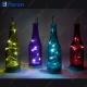 """Световая фигура """"Бутылка фиолетовая"""" 8LED, 24 см LT049"""