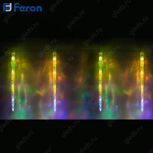 "Гирлянда ""Сосульки"" 16 LED, 1м+3.1м CL115"