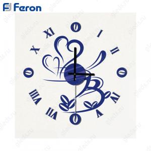Часы-наклейка с маятником 1*AА батарея (в комплект не входит), NL31