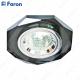 Светильник встраиваемый 8020-2 MR16 50W G5.3 серый, серебро/ Grey-Silver