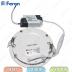Панель светодиодная встраиваемая AL500 9W 4000K 45pcs SMD2835 AC230V/50Hz 720LM 145*13mm, белый