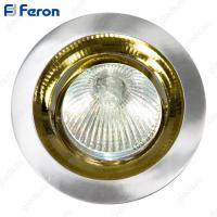Светильник встраиваемый 2009DL MR16 50W G5.3 титан-золото/ Titan-Gold