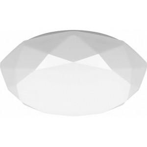 Светодиодный светильник накладной Feron AL589 тарелка 18W 4000K белый