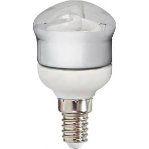 Лампа энергосберегающая ELR60 Зеркальная R50 E14 11W 2700K