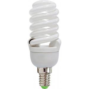 Лампа энергосберегающая ELT29 Спираль E14 20W 4000K