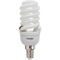 Лампа энергосберегающая ELT29 Спираль E14 20W 6400K