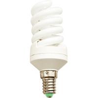 Лампа энергосберегающая ELT19 Спираль Т2 E14 15W 4000K