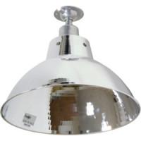 """Прожектор HL38 (22"""") купольный 100W E27/E40 230V, металлик"""